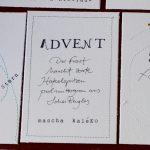 Weihnachtskarten, 3er Set Klappkarten oder 4er Set Postkarten nach Wahl, 10€. Einzeln 2,70€/ 3,50€